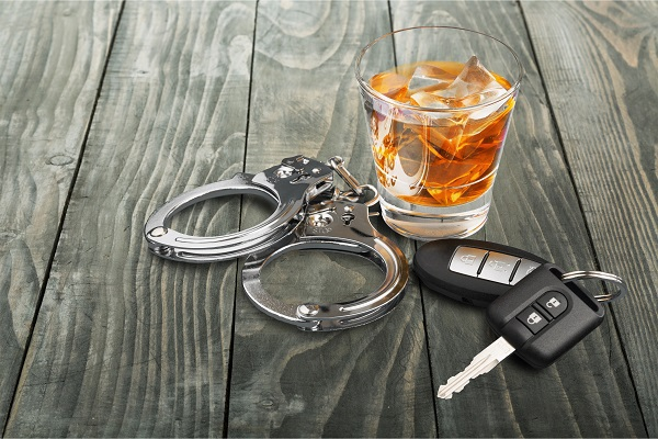 Fines for Driving Under the Influence in Oklahoma
